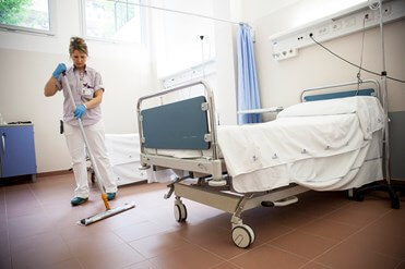 medical cleaning services